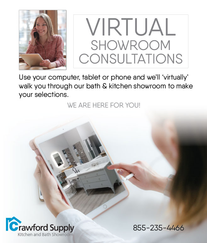 Virtual Showroom Appointment