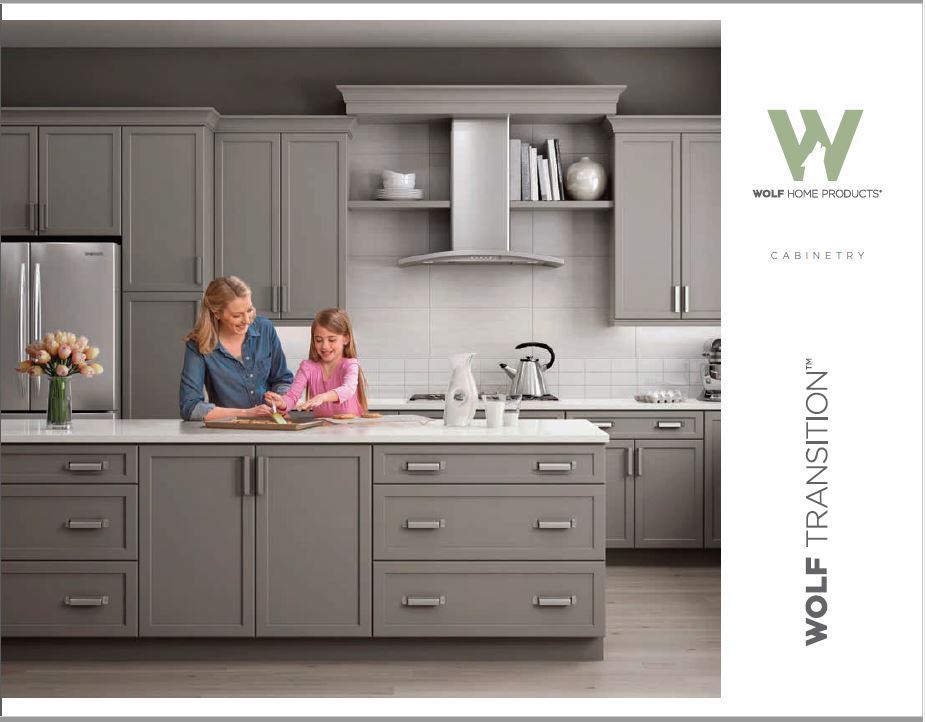 Wolf Cabinetry Transitional