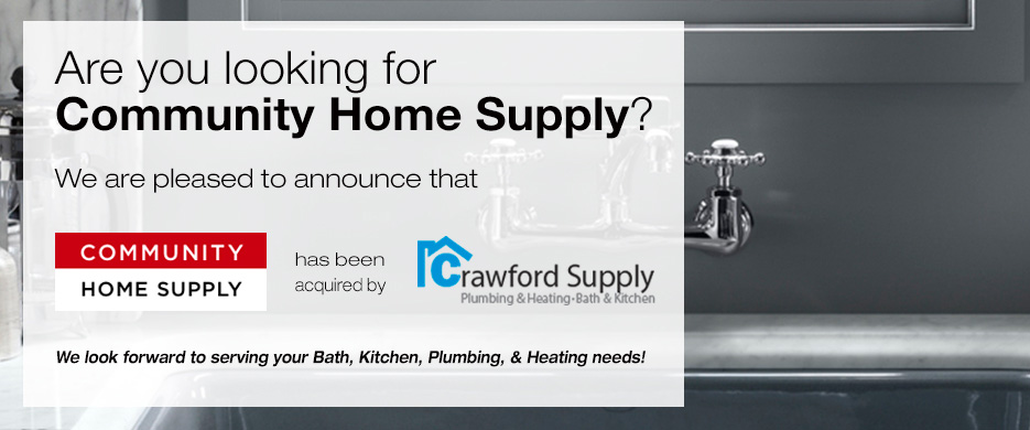 Community Home Supply Announcement