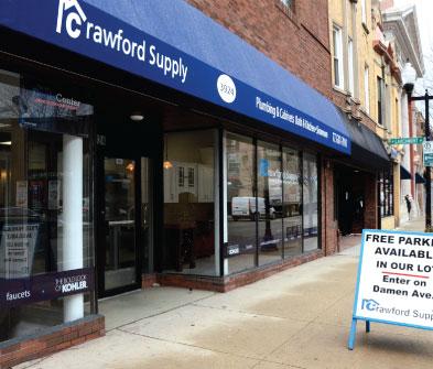 Chicago North Location Crawford Supply