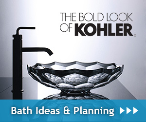 Visit Kohler Bathroom Ideas & Planning
